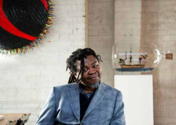 Image Credit: Yinka Shonibare MBE_Photo © Royal Academy of Arts, London photographer Marcus Leith 2014